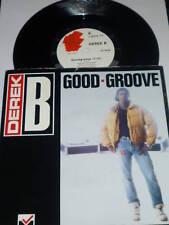 "DEREK B - Good Groove - 1988 UK 7"""