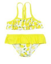 Losan Girls Bikini in Lemons Print, Sizes 2-7