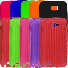 Coque Housse Étui en Silicone TPU Polycarbonate pour Samsung Galaxy Note I9220