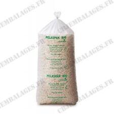 Particule calage bio amidon de maïs (forme de 'I') par 1,2,3,4 ou 5 sac de 500 l