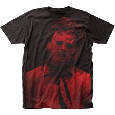 Texas Chainsaw Massacre Leatherface Big Print Subway Tee