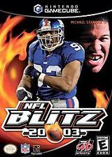NFL Blitz 20-03 (Nintendo GameCube, 2002)
