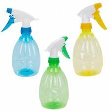 500ML Empty Plastic Spray Bottle Watering Cleaning Garden Sprayer E7R7