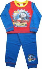 Boys Thomas Pyjamas Set Kids Nightwear sleep suit Jim Jams  1 2 3 4  Years