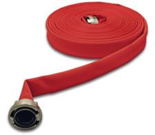 feuerlöschschlauch avec storz-kupplung DIN 14811 Tuyau d'incendie rouge Storz