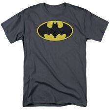 BATMAN CLASSIC BAT LOGO MENS T-SHIRT