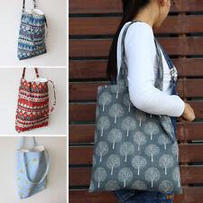 Women's Canvas Tote Bags Large Capacity Handbag Ladies Fashion Shoulder Bag