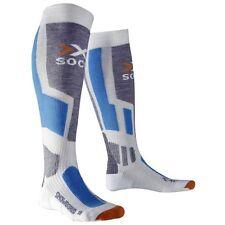 X Sock Best Sport Sock Snowboarding - Unisex - Grey & Blue