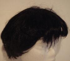 § woman wig black short hair no 8 halle