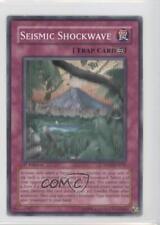 2006 Yu-Gi-Oh! Dinosaur's Rage #SD9-EN031 Seismic Shockwave YuGiOh Card