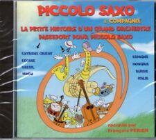 1465 // PICCOLO SAXO & CIE LA PETITE HISTOIRE D'UN GRANDCD NEUF BOITIER FELE 2 C