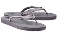 Flip * Flop original Damen Zehentrenner grau Größe 36 37 38 40 Badeschuhe