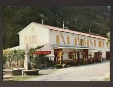 THORAME : HOTEL DE LA GARE , POMPE à ESSENCE & FONTAINE