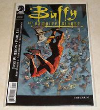 Buffy The Vampire Slayer Season 8 #5 1:15 Variant Cvr!