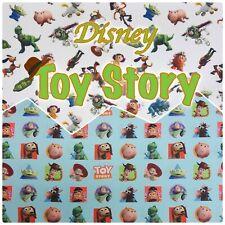 Disney Toy Story Buzz Lightyear Woody Rex Dressmaking 100% Cotton Craft Fabric
