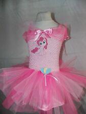 Pinkie Pie My Little Pony (Inspired) Tutu Dress Handmade Ages 1 to 12
