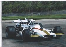 Peter Gethin, Italian GP 1971 art print
