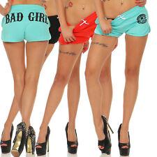 Mafia y Crime Mujer Minishorts Bad Girl 533
