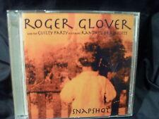 Roger Glover - Snapshot