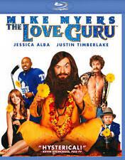 The Love Guru (Blu-ray Disc, 2013) Brand new! mike meyers! We combine shipping