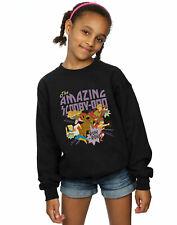 Scooby Doo Girls The Amazing Scooby Sweatshirt