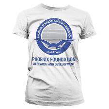 Para empezar, con licencia oficial-Phoenix Foundation Camiseta para mujer S-Xxl Tallas