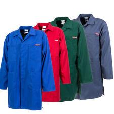 Manteau de travail Tissu Mélangé vêtements blouse professionnelle Planam 300