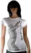 Vintage AMPLIFIED Official BLONDIE Debbie Harry Tiger Dress Rock Star T-Shirt S