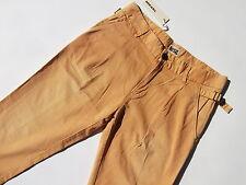 Neu DIESEL Damenhose orange 7/8 Sommerhose W 26 27