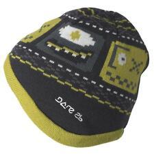 17817bbb Dare2b Kids 'Flipside' Grey and Green Winter and Ski Wear Reversible Beanie  Hat.