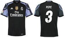 Trikot Adidas Real Madrid 2016-2017 Third WC Pepe - Badge Klubweltmeister