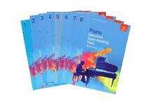 ABRSM Piano Specimen Sight-Reading Tests Grades 1,2,3,4,5,6,7,8