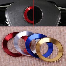 Car Steering Wheel Trim Ring Cover Decor Sticker Fit For VW Golf Passat B7 12-17
