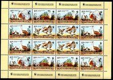 Hungary 3429a, MNH, WWF Birds, Otis Tarda, 1994.x7152