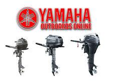 Yamaha Benzin Aussenborder Bootsmotor von 2.5 bis 25PS in Kurz- und Langschaft