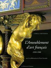 Ameublement d'Art Français Grands Décorateurs 1850-1900