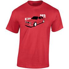 E30 M3 Da Uomo T-SHIRT BMW ispirato regalo per papà, zio fratello etc