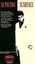 Scarface (1983) (2 Tapes) [VHS], New VHS, Ángel Salazar, Harris Yulin, Pau, Bria