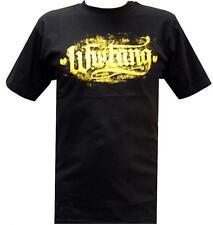 Wu-Wear Tang Forever Tee T Shirt T-Shirt Wu-Tang Clan Wu Wear Black Mens