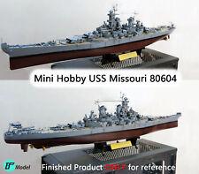 Mini Hobby 1/350 USS Battleship Missouri BB-63 80604