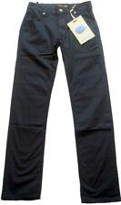 JUSTING vip hommes pantalons bleu foncé