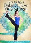 Jennifer Kries Balance Flow Vinyasa Yoga DVD  ~  Intermediate Practice Video