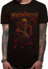 Megadeth Peace Sells Heavy Thrash Metal Rock Licensed Tee T-Shirt Men