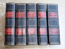 Bott. Handwörterbuch du moca. lexique F. commerce U