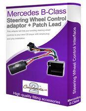 MERCEDES CLASSE B-Adattatore Stereo per auto, collegare il tuo volante GAMBO controlli