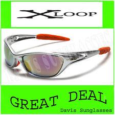 Men's Designer X Loop Sunglasses XL11709 UV400 Davis A1