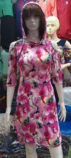 Ladies Boho Long Top Hoodie Dress
