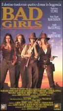 Bad Girls (1994) VHS
