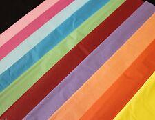 """Papel de embalaje de tejido liso libre de ácido 9 Colores 20 Hojas 20x26"""" 72sq.ft"""