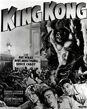 King Kong (1933) [1025174] 8x10 FOTO (Otros tamaños disponibles)
